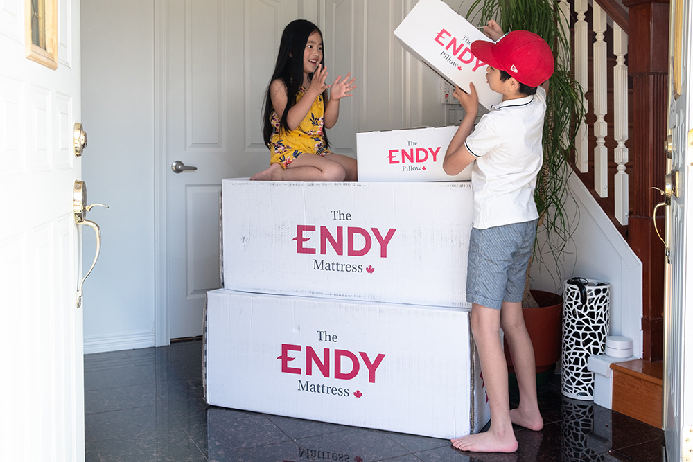 100 Nights Endy Mattress Review