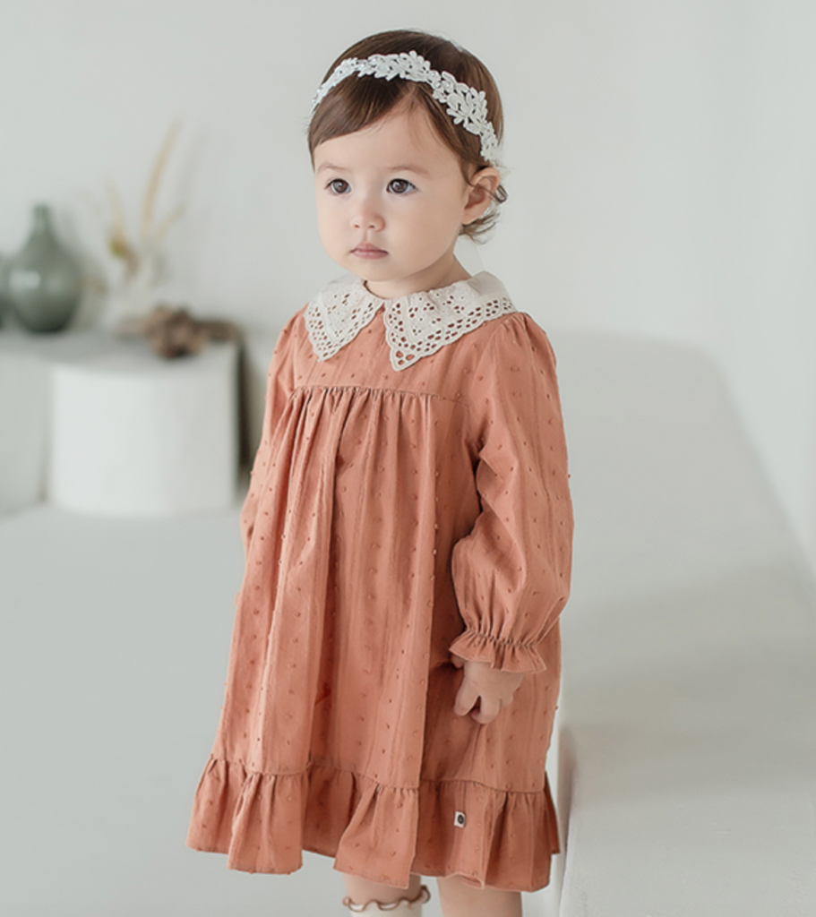 Toddler in Diona Baby One-piece