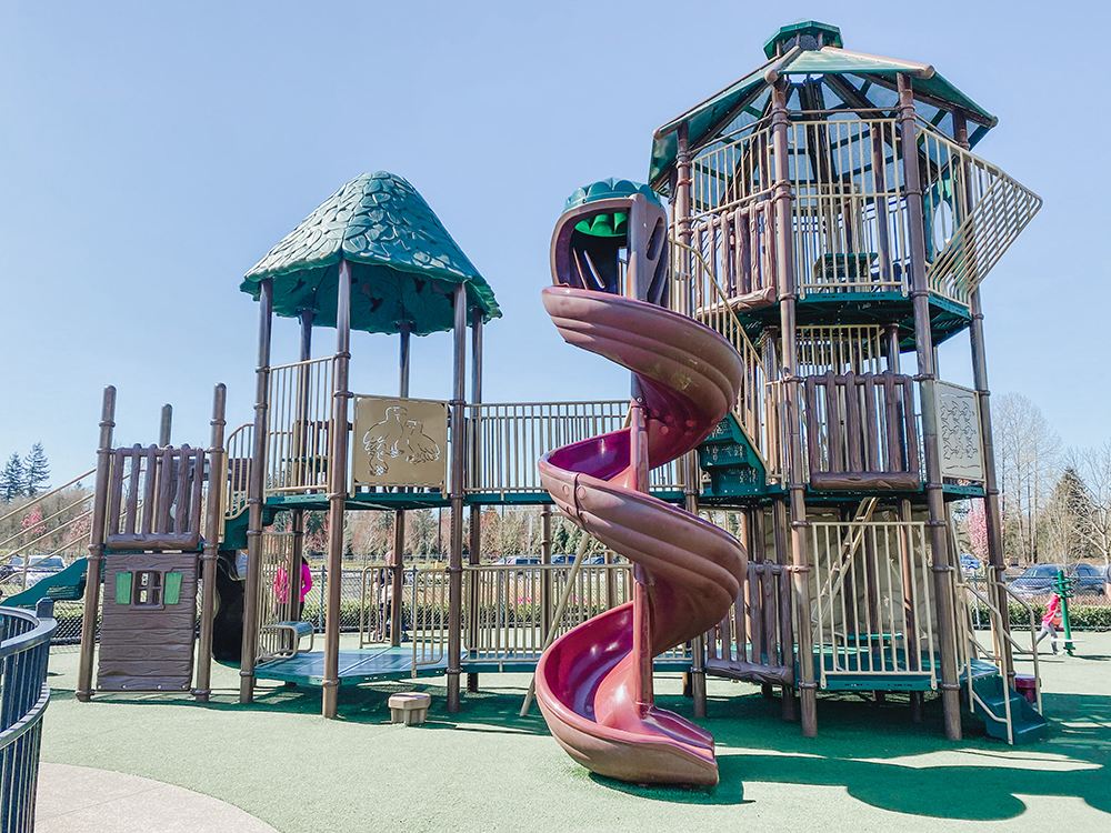 The Best Playgrounds in the Fraser Valley